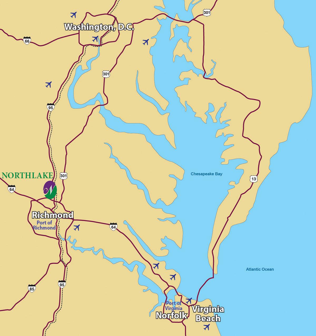 Northlake Park  Hanover Virginia